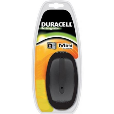 Duracell Mini Charger Φορτιστής για μπαταρίες ΑΑ και AAA
