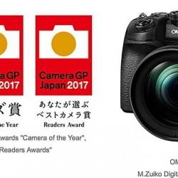 Τριπλή Διάκριση στα βραβεία Grand Prix 2017 για OM-D E-M1 Mark II και M.Zuiko Digital ED 12-100mm f / 4.0 IS PRO