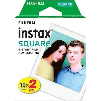 Fujifilm instax SQUARE film 20 exposures