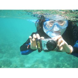 DiCAPac WP-ONE for compact camera