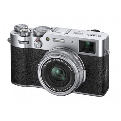 Fujifilm X100V +23mm f.2 Silver Edition