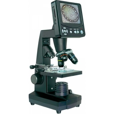 Bresser Microscope LCD 50x-2000x
