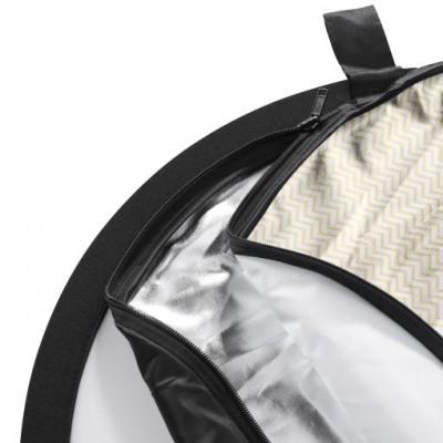 Walimex 5in1 Foldable Reflector Set, diam.56cm