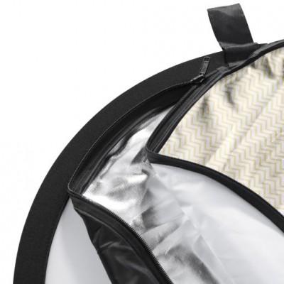 Walimex 5in1 Foldable Reflector Set, diam.107cm