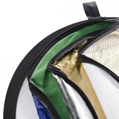 Walimex 7in1 Foldable Reflector Set, diam.56cm