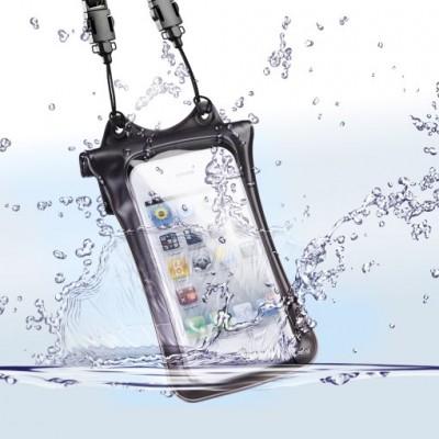 DiCAPac WPi10 Underwater Bag f. iPhone & iPod, black