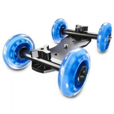 Walimex pro DSLR Dolly Mini Quad