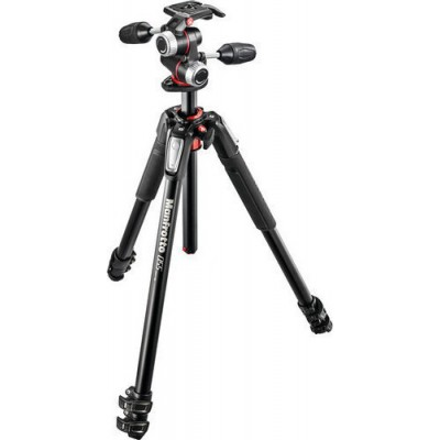 Manfrotto 055 XPRO3 ALU 3-S KIT 3WAY HEAD