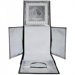 Walimex Collapsible LED photo cube 40x40cm