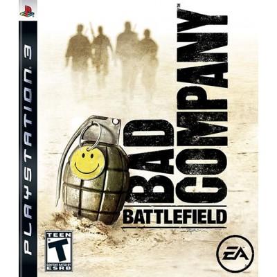 BAD COMPANY BATTLEFIELD