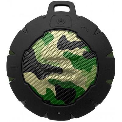 Soul wireless bluetooth speaker Storm Camo Green Stealth
