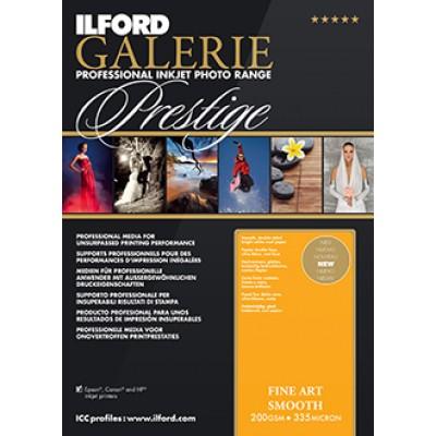 Ilford Prestige Fine Art Smooth (25) A2 (200gsm)