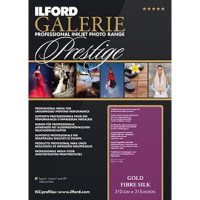Ilford Prestige Gold Fibre Silk (50) A3+ (310gsm)