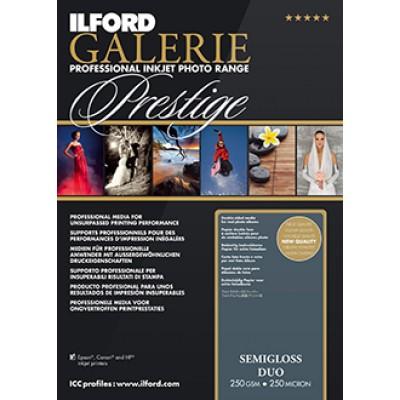 Ilford Prestige Semigloss Duo (25) A3+ (250gsm)