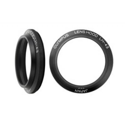 Olympus LH-43 - Lens hood for ES-2528 (Pancake) [260048]