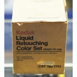Kodak Liquid Retouching Color Set cat 190 1743