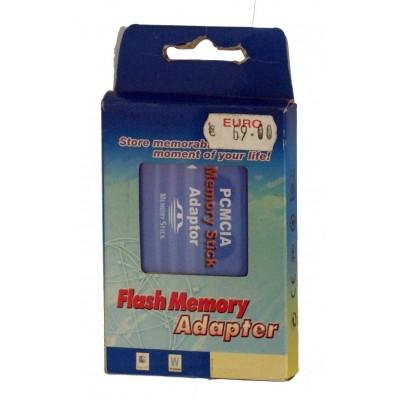 PCMCIA Memory Stick Adaptor