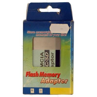 PCMCIA MMC/SD Adaptor