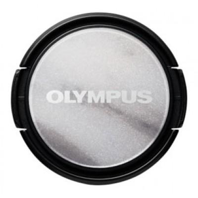 Olympus LC-37PR MRB Dress-Up Lens Cap Marble stone look