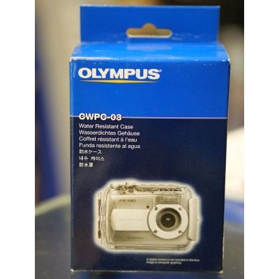 Olympus Water Resistant Case CWPC-03 for Olympus FE-130 and FE-140 Digital Cameras