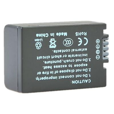 Braun Μπαταρία DMW-BMB9 για Panasonic 750mAh
