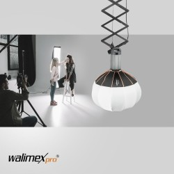 Walimex pro 360ᄚ Ambient Light Softbox 80cm with Softboxadapter Multiblitz V