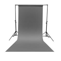 Walimex pro paper background 1,35x10m, grey