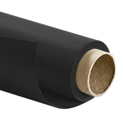 Walimex pro paper background 2,72x10m, black