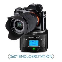 Mantona Turnaround 360 Advanced 3 - electric panning head