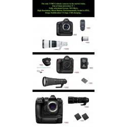 Σύγκριση επαγγελματικών φωτογραφικών συστημάτων